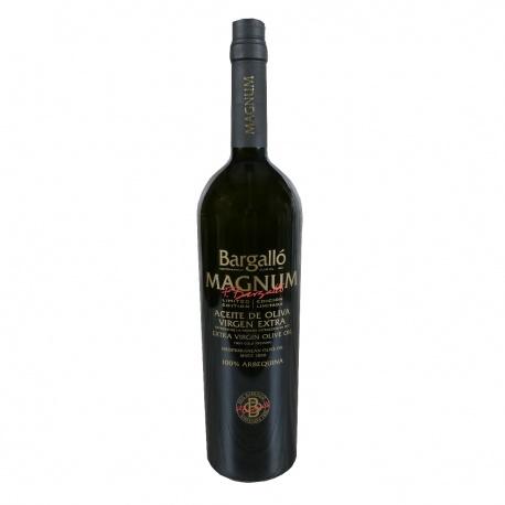 Extra panenský olivový olej Arbequina Magnum 1,5L - Bargalló