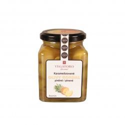Olivy Gordal karamelizované plněné ananasem 300g - Vegatoro