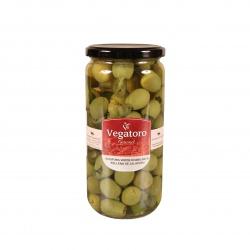 Olivy Hojiblanca plněné jalapeňos 720g - Vegatoro
