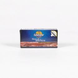Ančovičky ve slunečnicovém oleji 45g - Calamayor