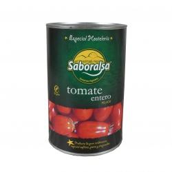 Rajčata loupaná celá 4000g - Saboralsa