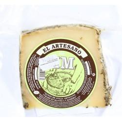 Ovčí sýr v sádle s rozmarýnem 100g - Hecho a Mano
