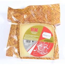 Kravský, ovčí a kozí sýr mix  z nepasterizovaného mléka 100g - Hecho a Mano