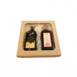"""Dárková krabice """"Gurmánský luxus Španělska"""""""