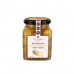 Gordal karamelizované plněné ananasem 1