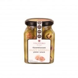 Gordal karamelizované plněné vlaš.ořechy 1