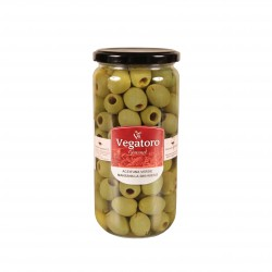 Olivy Manzanilla bez pecky 720g - Vegatoro