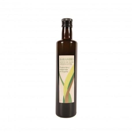 Extra panenský olivový olej nefiltrovaný  0,5L