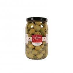 Olivy Gordal plněné baby okurkou 1,9Kg - Vegatoro