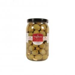 Olivy Gordal plněné česnekem 1,9Kg