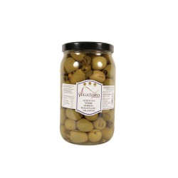 Olivy Gordal plněné jalapeňos 1,9Kg