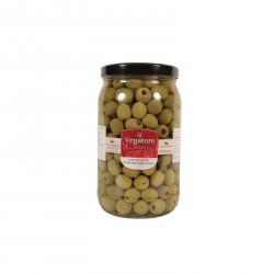 Olivy Hojiblanca bez pecky 1,9Kg - Vegatoro