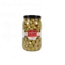 Olivy Hojiblanca plněné česnekem 1,9Kg