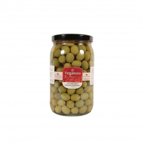 Olivy Manzanilla s peckou 1,9Kg