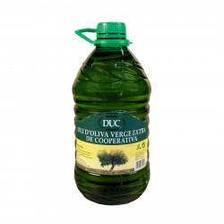 Extra panenský olivový olej Arbequina DUC 3L