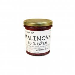 Malinový džem Ovoma - 80 % ovoce