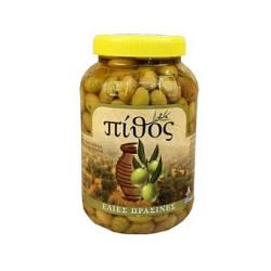 Olivy Kacists s peckou zelené 1,55Kg - Pithos