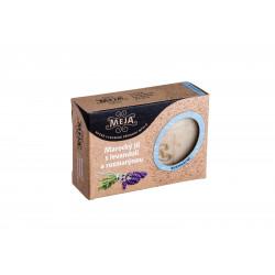 Mýdlo MEJA - marocký jíl s levandulí a rozmarýnem