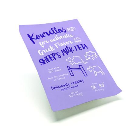 Sýr FETA 100% ovčí mléko 150g