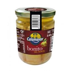Bonito -Tuňák ze severu v olivovém oleji 220g - Calamayor