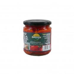 Červená paprika celá Piquillo 340g