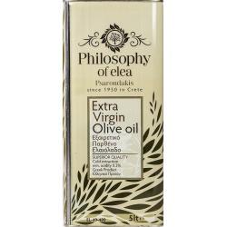 Extra panenský olivový olej Koroneiki_plechovka 5L - Philosophy of Elea