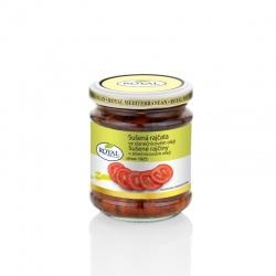 Sušená rajčata ve slunečnicovém oleji