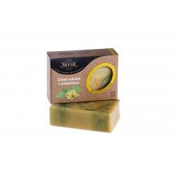 Mýdlo litsea cubeba s meduňkou - MEJA