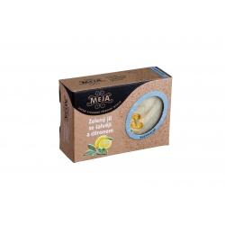 Mýdlo MEJA - zelený jíl se šalvějí a citronem