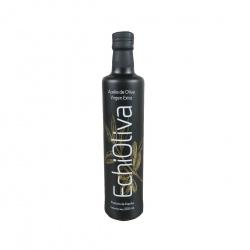 Extra panenský olivový olej 0,5L - black bottle - Echinac