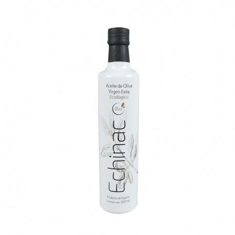 BIO extra panenský olivový olej 0,5L - white bottle - Echinac