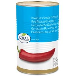 Červená pečená paprika 4200g
