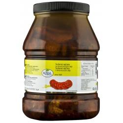 Sušená rajčata ve slun.oleji 2380g