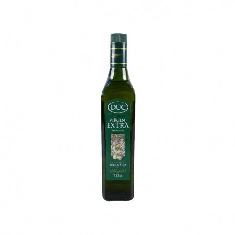 Extra panenský olivový olej Arbequina DUC 0,75L